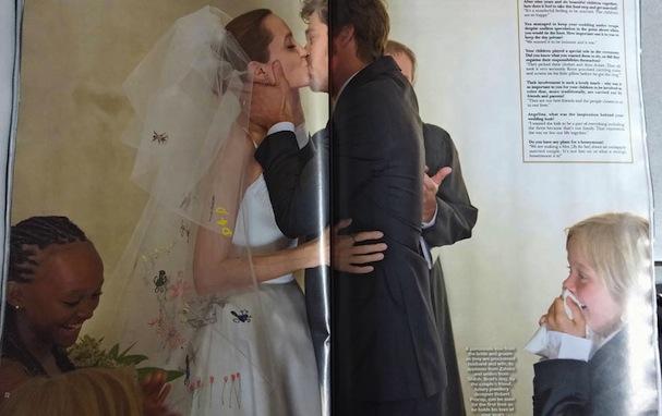 angelina jolie brad pitt wedding 607