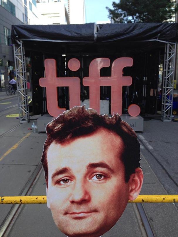 Bill Murray Day TIFF2014 mask 607