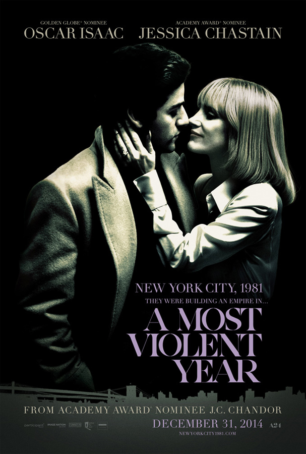 a most violent year poster 607