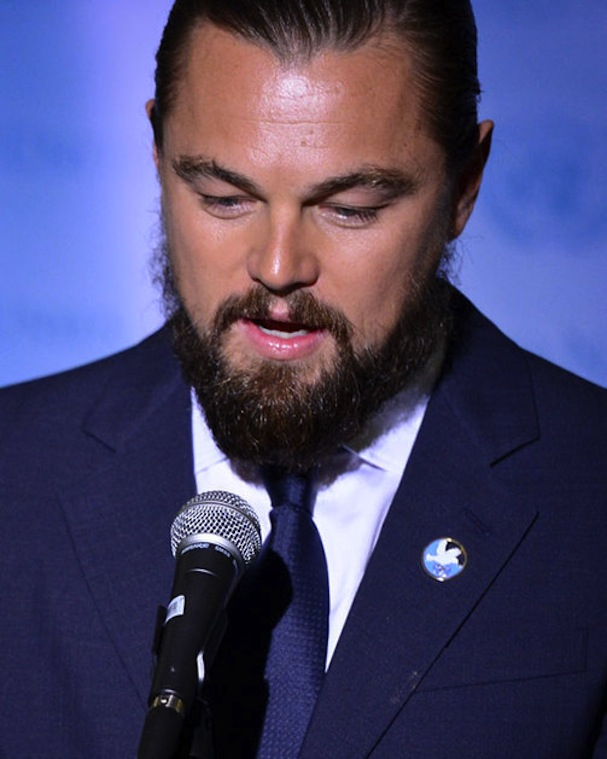 Leonardo DiCaprio Messenger of Peace3 607