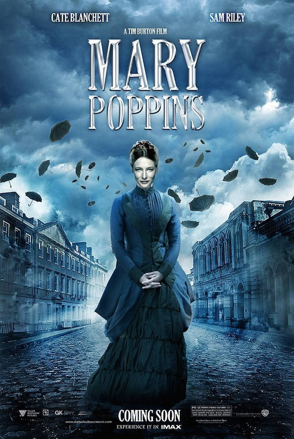 Mary Poppins remake