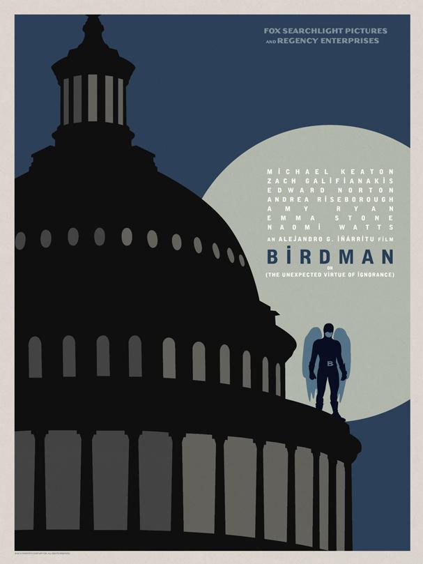 birdman poster 607