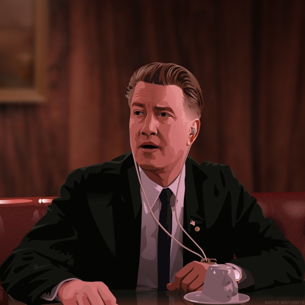 Twin Peaks Illustrated 607