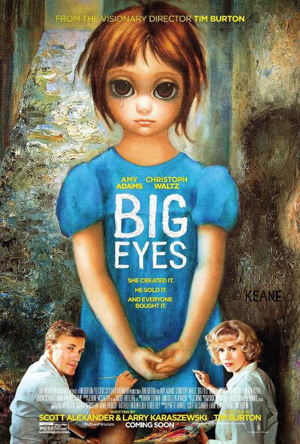 big eyes poster 607
