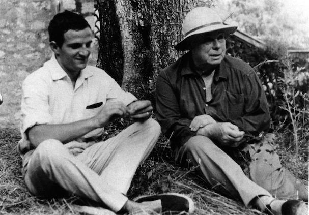 Francois Truffaut Jean Renoir