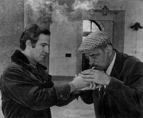 Francois Truffaut Luis Bunuel