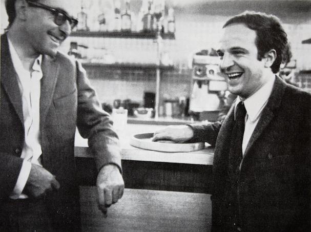 Francois Truffaut Jean-Luc Godard