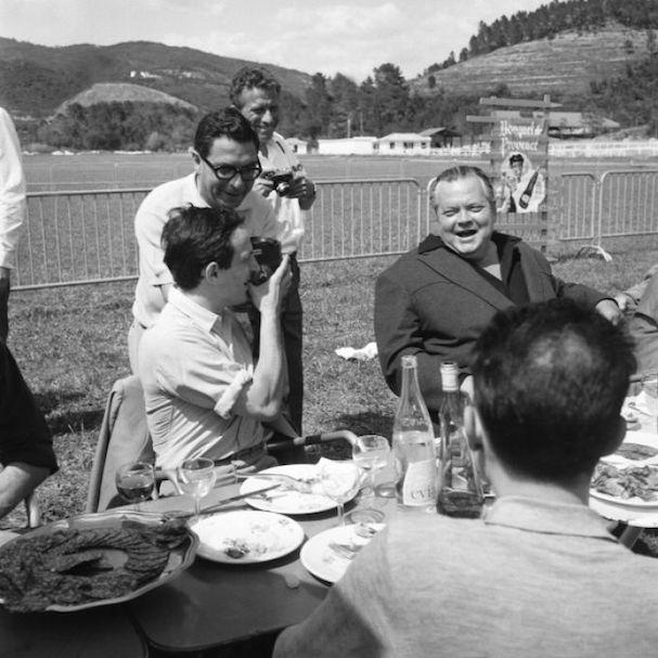 Francois Truffaut Orson Welles