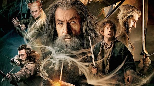 Hobbit Trilogy 607