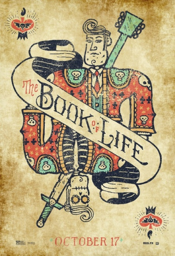 book of life poster 607
