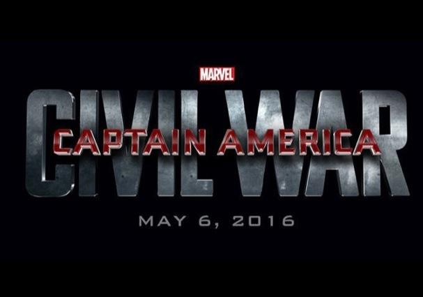 Captain America: Civil War logo 607