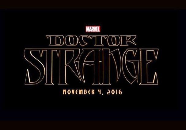 doctor strange logo 607