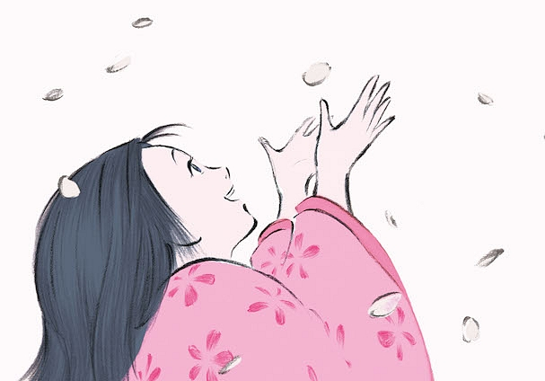 The Tale of Princess Kaguya 607