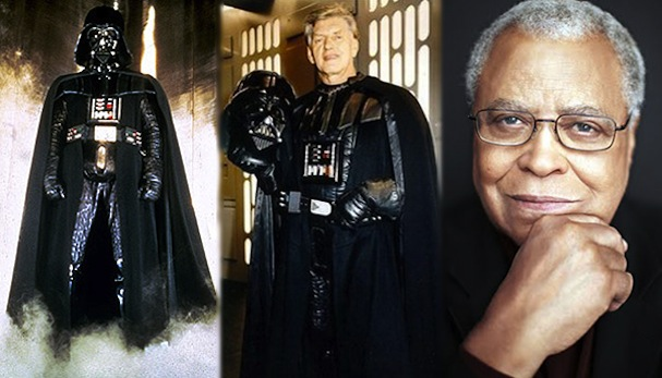 darth vader james earl jones