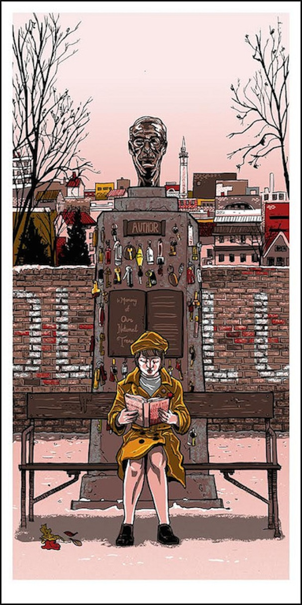 art show tribute to wes anderson 19