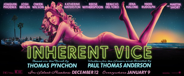 inherent vice poster 607