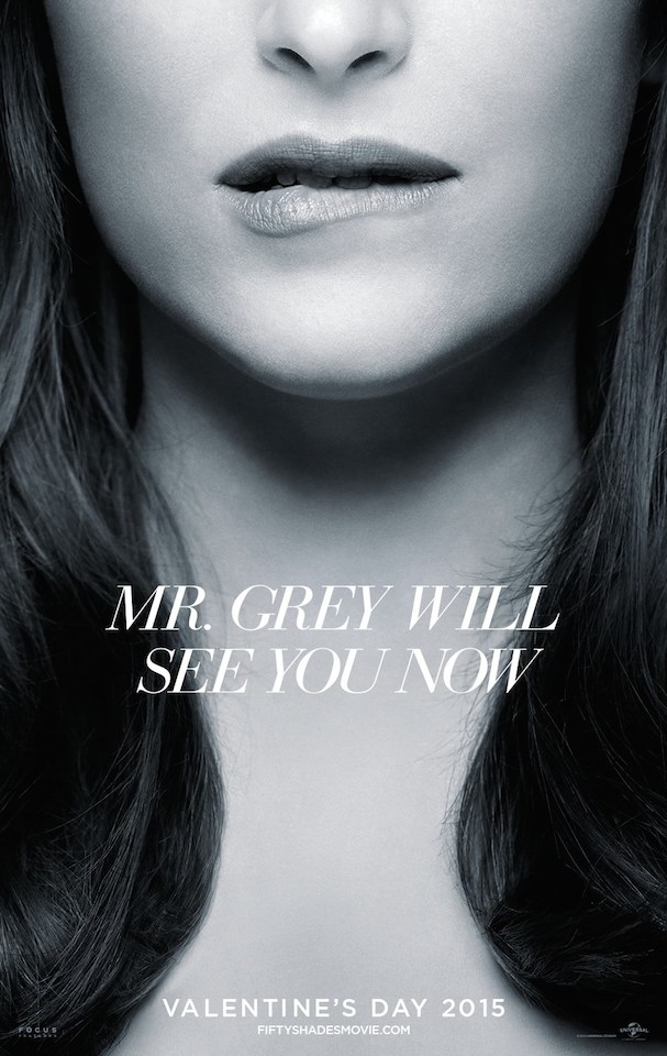 Fifty Shades of Grey Poster 607