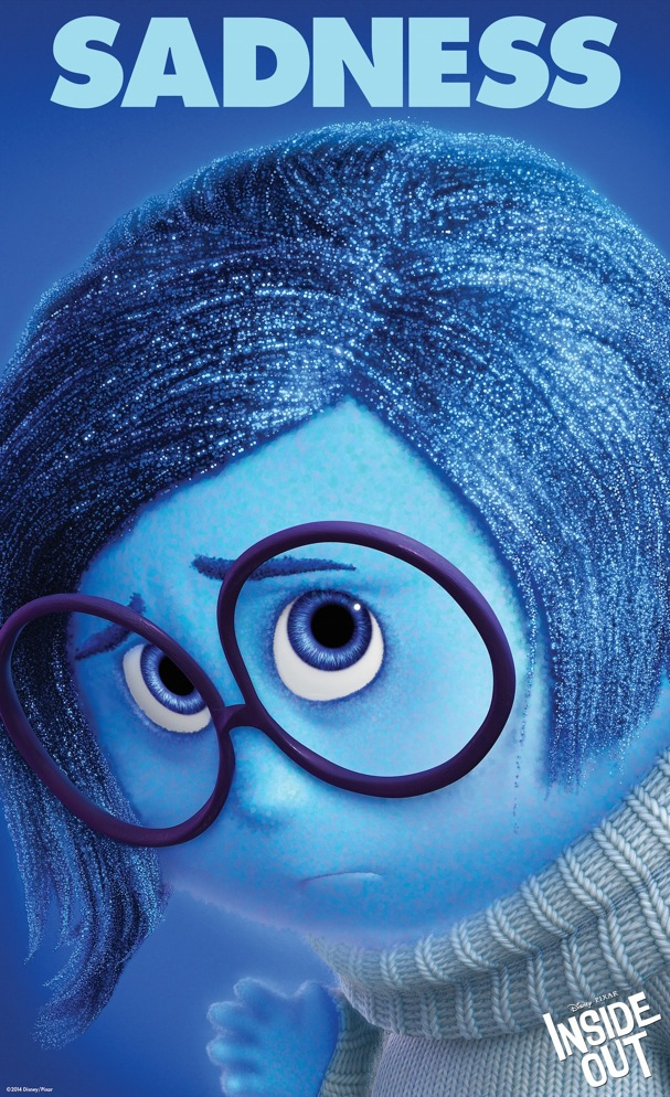 Inside Out Character Poster 607