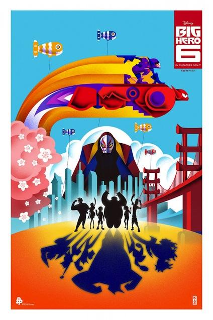 BIG HERO 6 poster 424