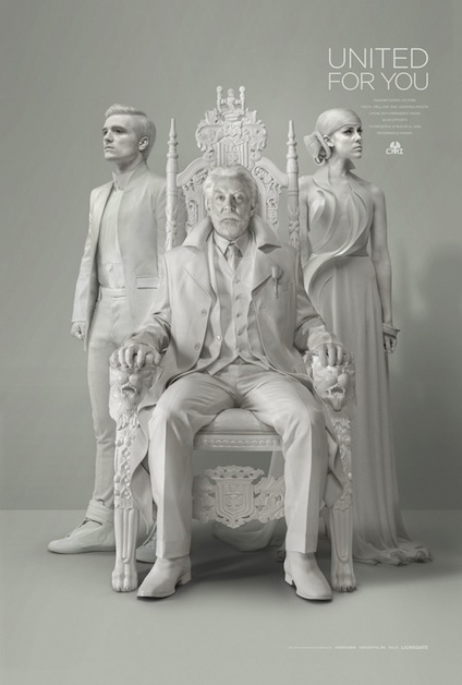 THE HUNGER GAMES MOCKINGJAY2 poster 424