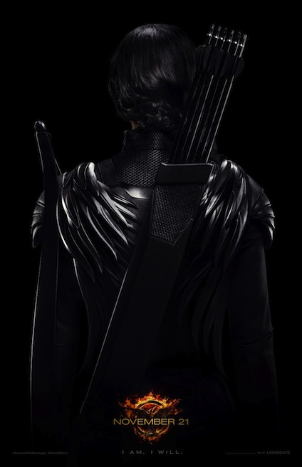 THE HUNGER GAMES MOCKINGJAY poster 424