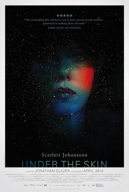UNDER THE SKIN poster 424