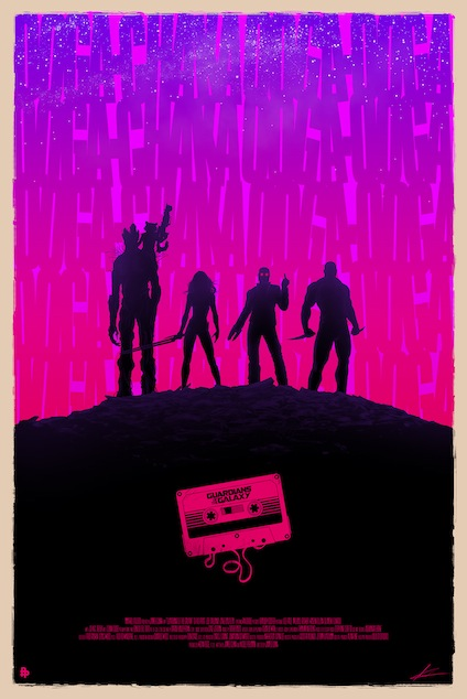 guardians-of-the-galaxy2 movie poster 424