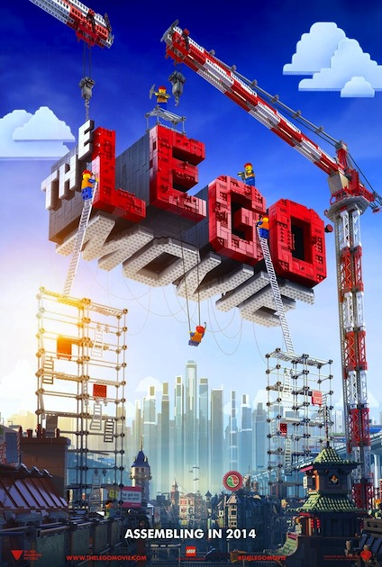 Lego movie poster 424
