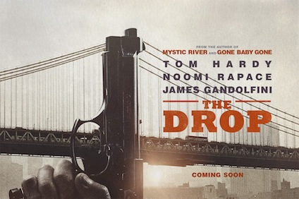 the drop poster 424