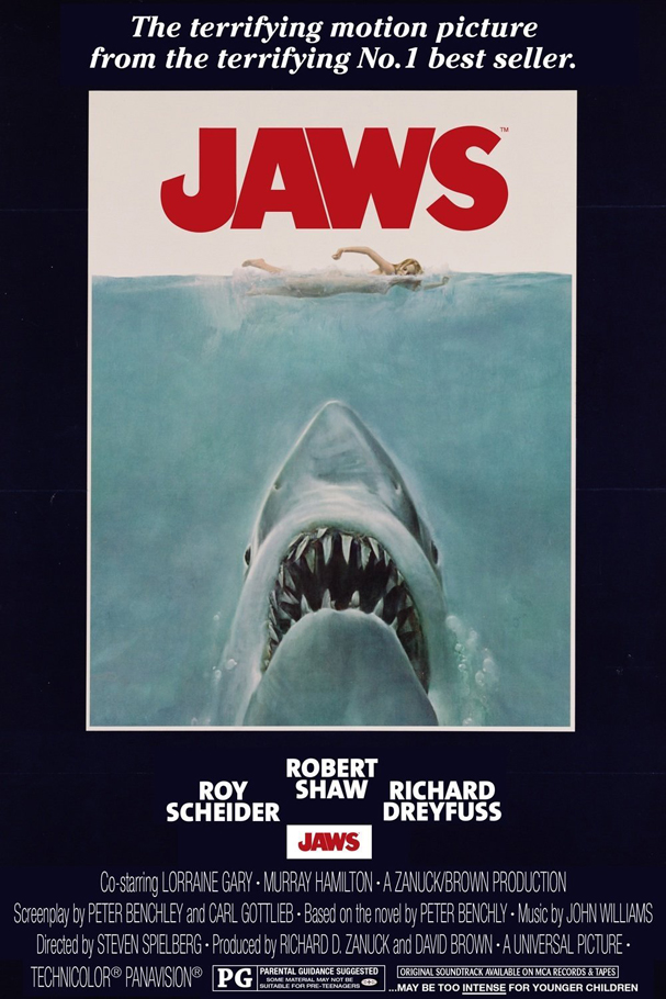 jaws poster 607