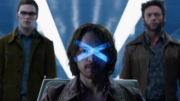 X-Men Days of Future Past 607
