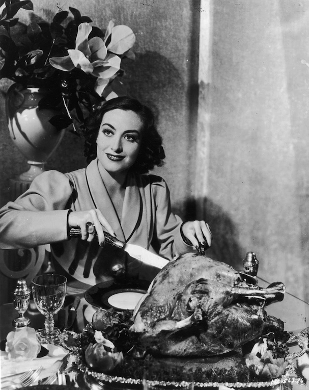 Christmas Joan Crawford 607