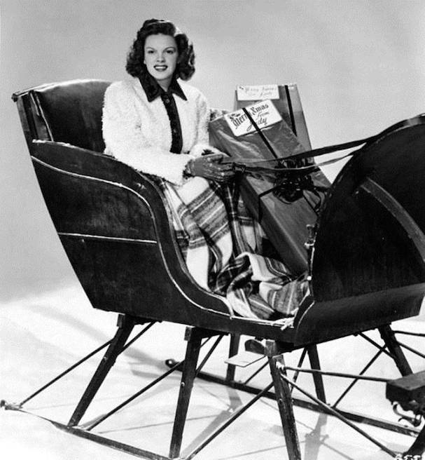 Christmas Judy Garland 607