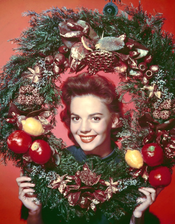 Christmas Natalie Wood 607