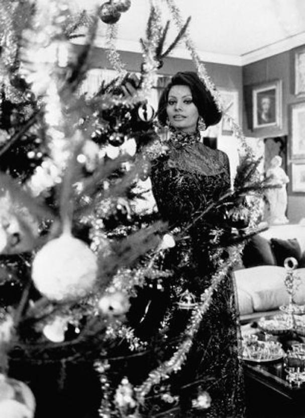 Christmas Sophia Lauren 607