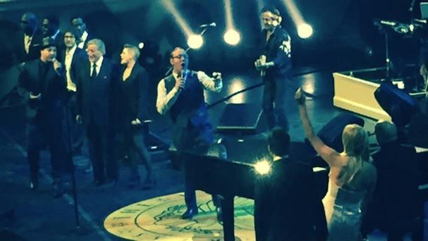 Kevin Spacey Billy Joel 2