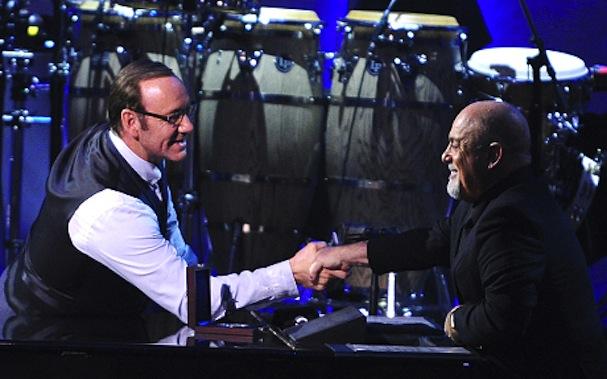 Kevin Spacey Billy Joel 3