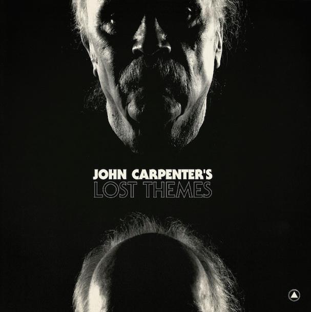 John Carpenter Lost Themes Cover 607