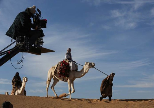 Queen of the Desert 607