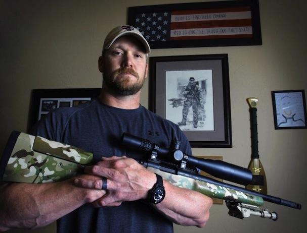 true American Sniper 607