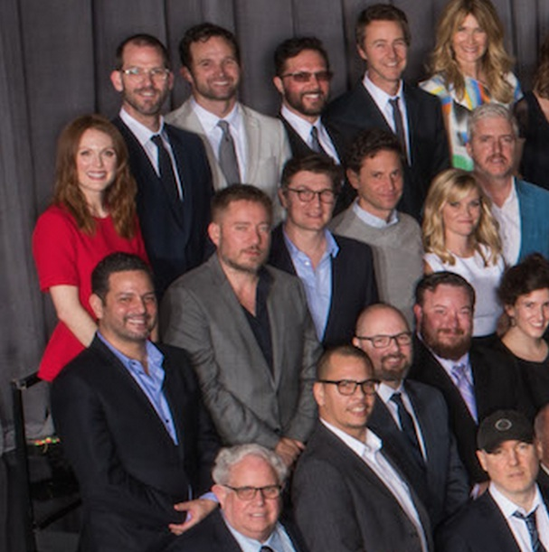Oscars 2015 Nominees Photo 607