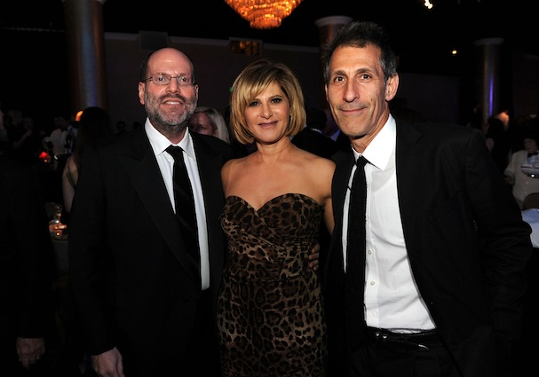 amy pascal George Clooney 607