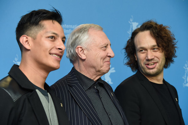 Peter Greenaway Berlinale 2015 607
