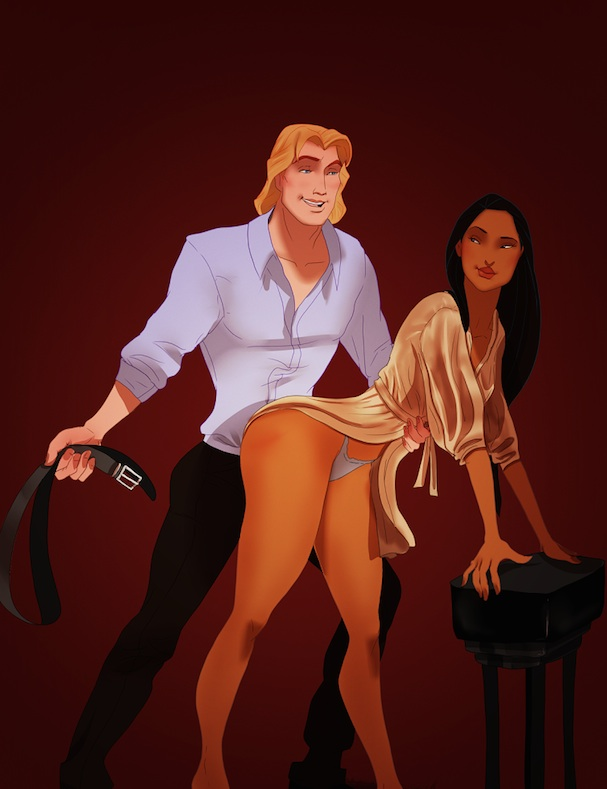 Disney Fifty Shades