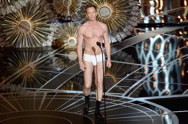Neil Patrick Harris Oscars 2015 607