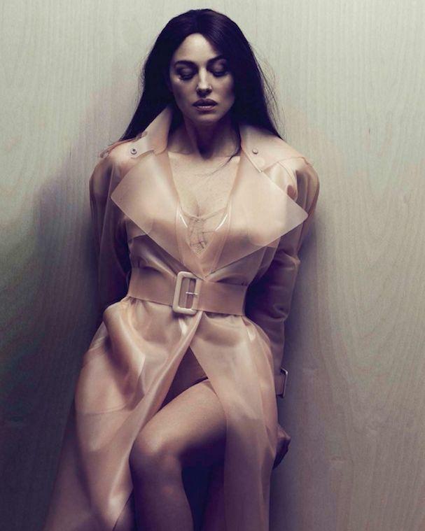 Monica Bellucci Vanity Fair Italy December 2014 607