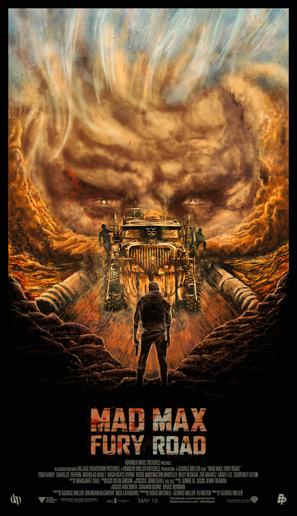 mad max poster 607