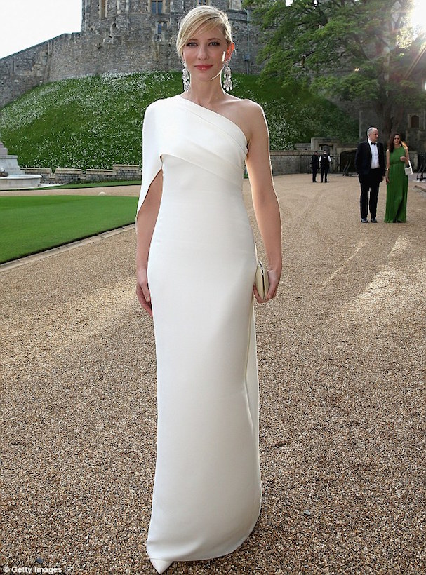 Cate Blanchett Downton Abbey 607