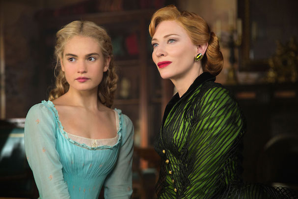cate blanchett lily james 607