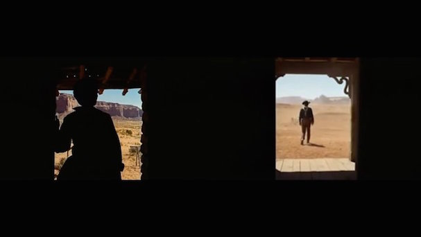first and final frames 607